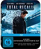 Total Recall - Extended Director's Cut [Alemania] [Blu-ray]