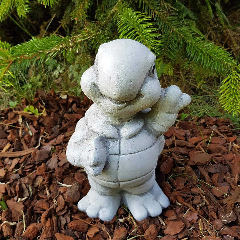 Originelle Gartendeko rießige Hand frostfest Deko für Garten Balkon und Hochbeet
