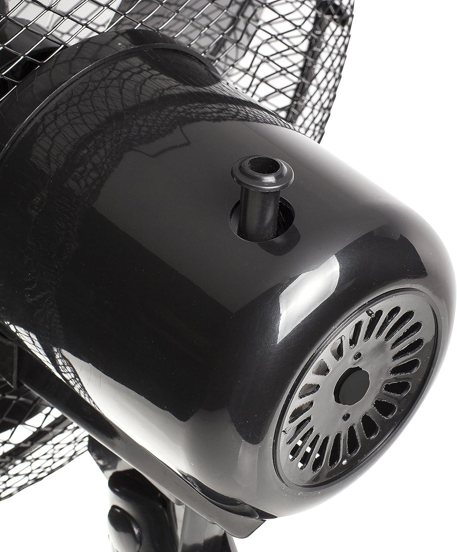 Oscilante Blanco Ventilador de mesa Tristar VE-5930 30 cent/ímetros