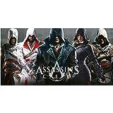 Assassins Creed Towel, multicolour