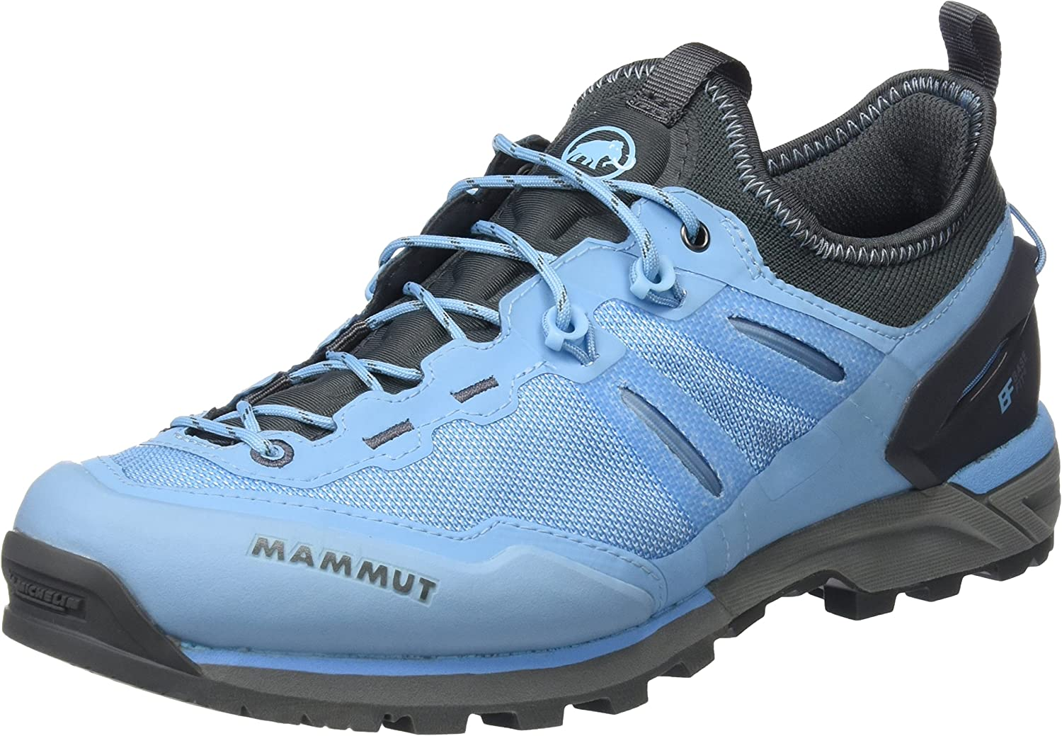 Alnasca Knit Low Rise Hiking Boots