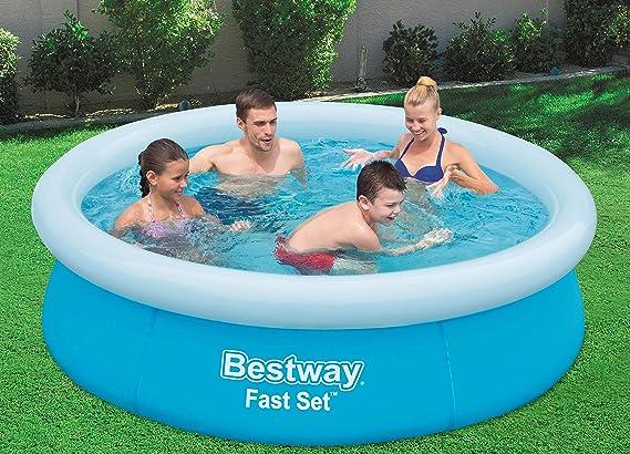 Piscina autoportante Bestway 198x51cm: Amazon.es: Juguetes y juegos
