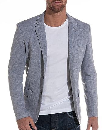 844e53a09c878 Sixth June - Veste de costume grise claire tendance et fashion - Couleur :  Gris Taille