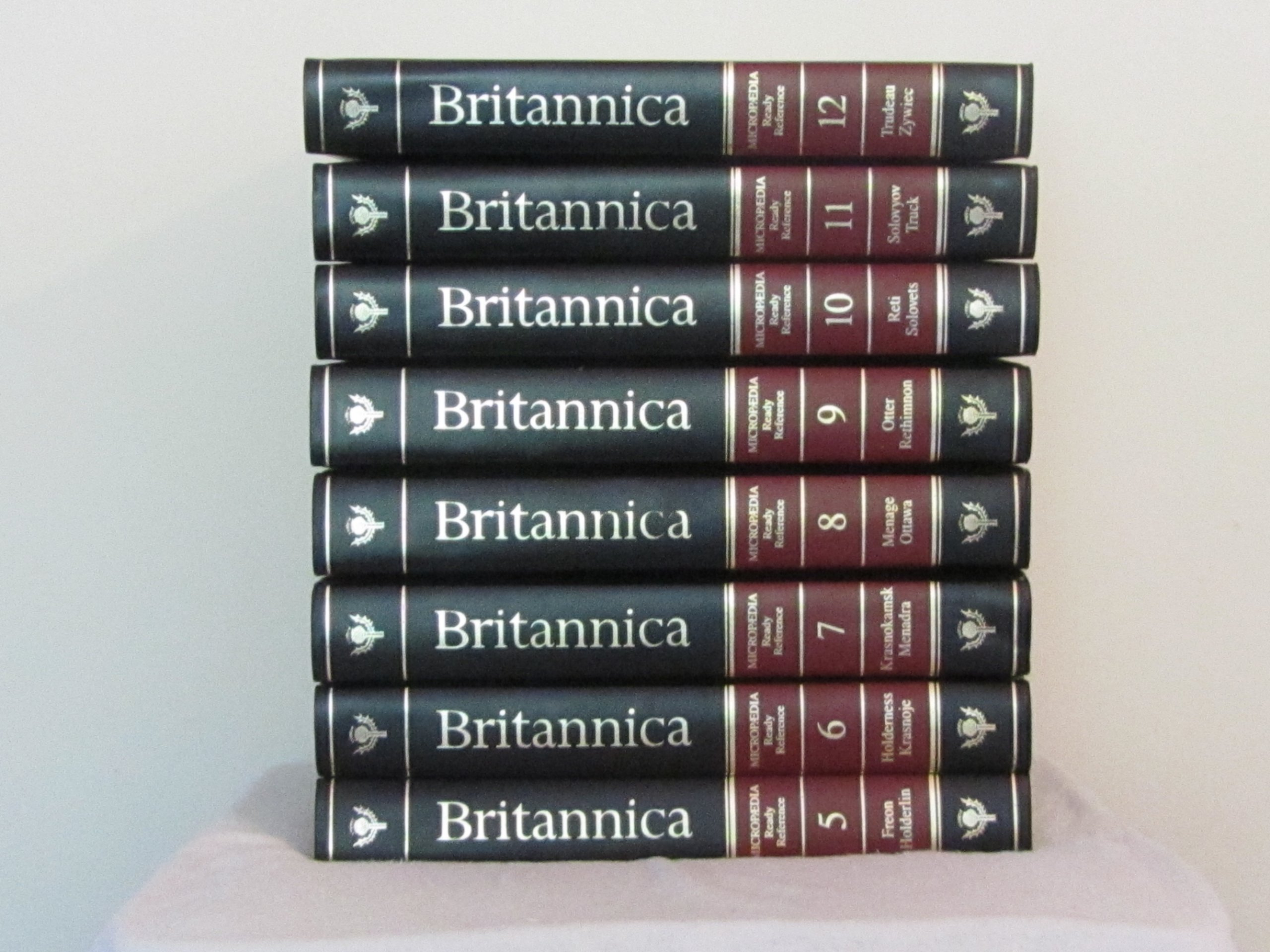 Britannica encyclopedia books home design for Encyclopedia of home designs