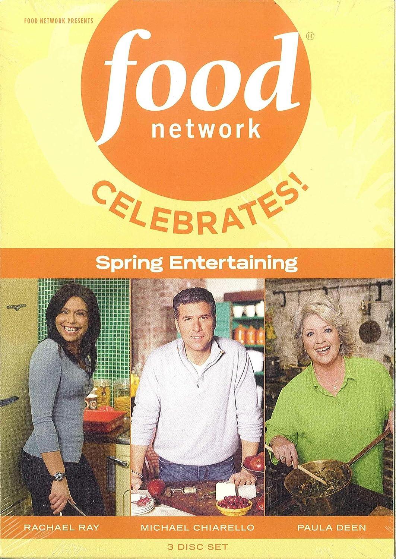 Food Network: Celebrates! Spring Entertaining