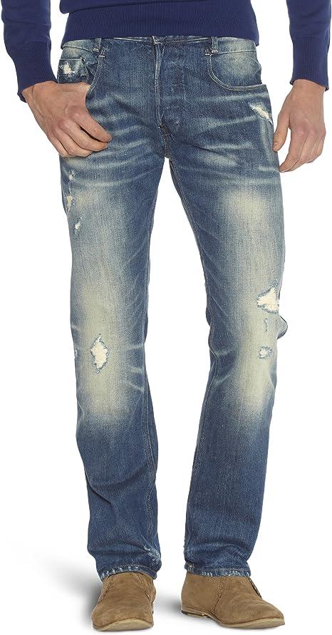 G STAR RAW Spiraq Rftp Patches Desert 3D Slim Jeans Homme