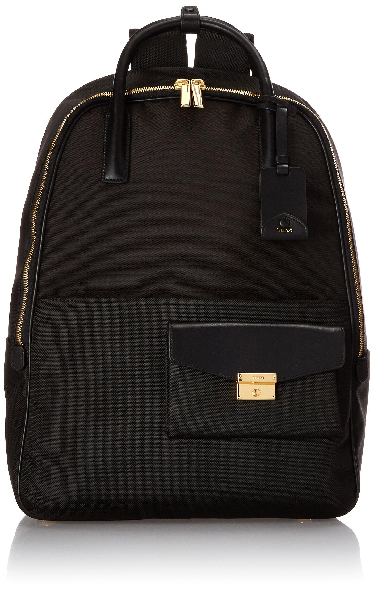 Tumi Larkin Portola Convertible Backpack, Black, One Size