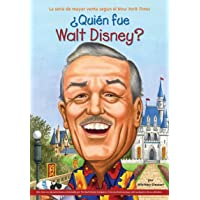 ¿Quién fue Walt Disney? (Quien Fue...?)