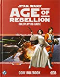 Star Wars Fantasy Flight Games RPG Age of Rebellion Core Book RPG