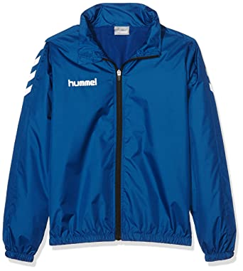 hummel Joven Chaqueta Core Spray Jacket: Amazon.es: Ropa y ...