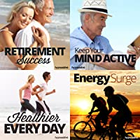 Great at Growing Older Hypnosis Bundle: Learn to Grow Old Gracefully, using Hypnosis