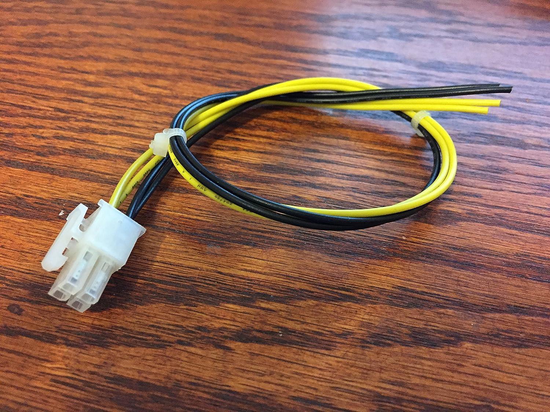 [SCHEMATICS_48ZD]  Amazon.com: 4-Pin Speaker High Level Input Plug Wire Harness 4Pin (1Ft  Long) for Pioneer Focal DLS Boston Acoustics Rockford Fosgate MTX Alpine  Sony Infinity Basslink Sub Kenwood Amp Amplifier   Alpine Amps Wiring Harness      Amazon.com