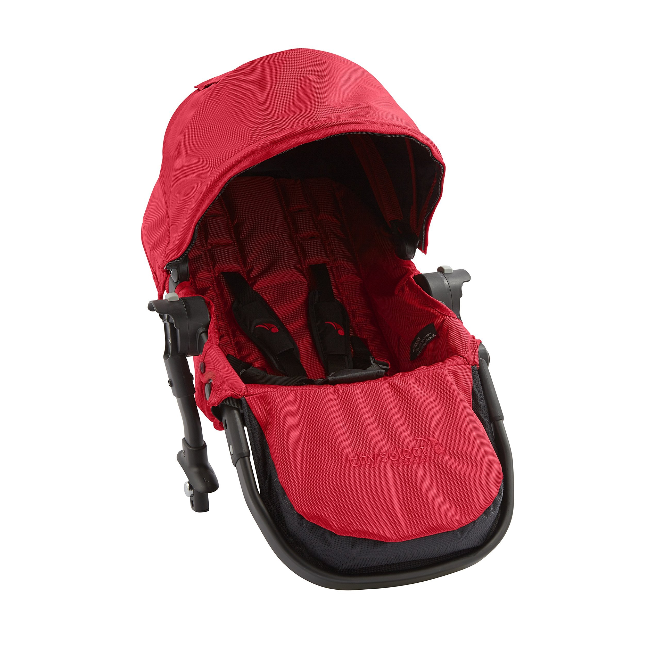 Baby Jogger City Select Second Seat Kit, Red