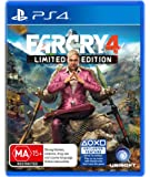 FAR CRY 4 LIMITED EDITION AUS PS4