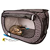 CHEERING PET Cat Cage Condo Extra Large