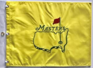 Masters golf Flag undated pin flag augusta national 2020 Masters pga