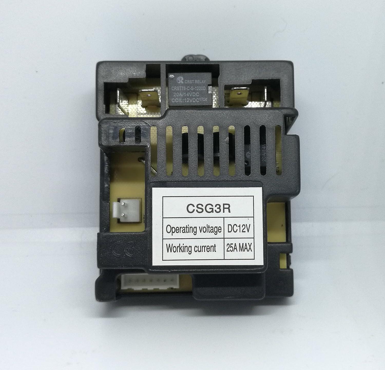 durable service CSG Receiver Match 2 4G Bluetooth Remote Control