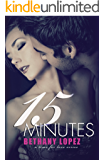 15 Minutes (Time for Love Book 4)