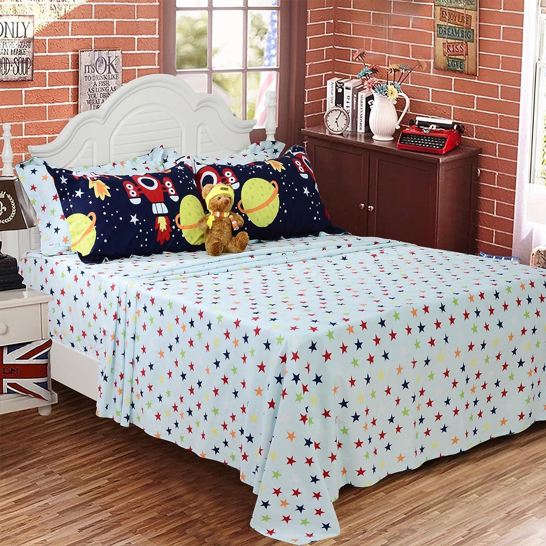 Space Junior Bedding Set L