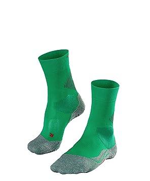 non-slip EU 35-36 UK size 2.5-3.5 1 pair Sweat wicking Black optimal hold fast drying FALKE ESS 4 GRIP socks polyamide mix prevents injury