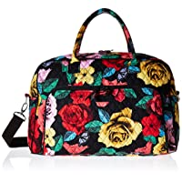Deals on Vera Bradley Havana Rose Weekender