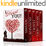 I Heart You: 5 Contemporary Christian Romances
