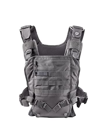 9c7bd14366b Image Unavailable. Image not available for. Color  Men s Baby Carrier -  Front Baby Carrier - Baby Carrier for Dads - by Mission Critical