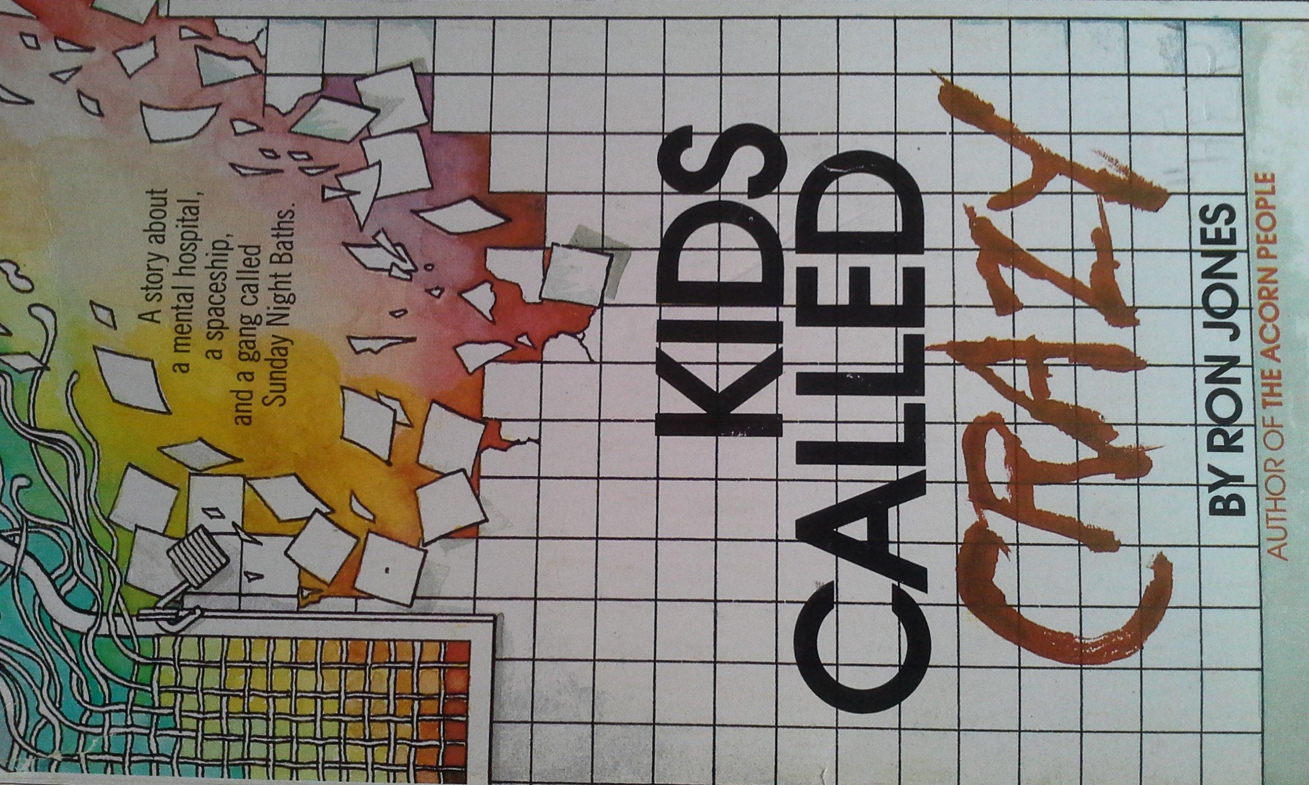 Kids Called Crazy: Amazon.es: Jones, Ron: Libros en idiomas ...