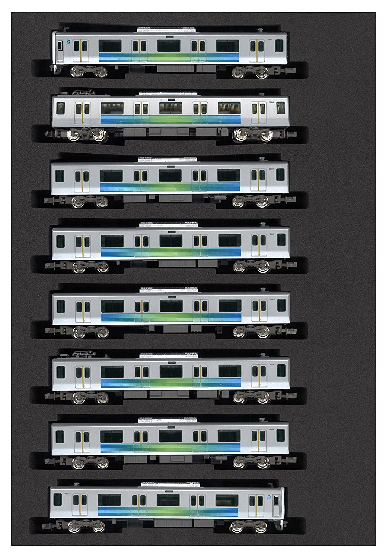 Nゲージ 4377 西武30000系新宿線 8両編成セット (動力付き) (塗装済完成品) B00B7EV1L0