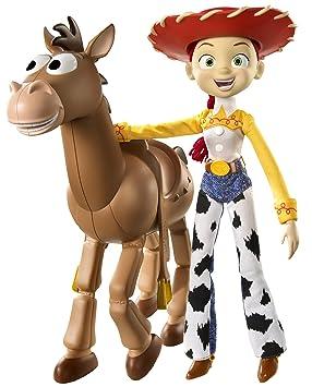 Toy Story - Jessie Y Perdigón (Mattel)  Amazon.es  Juguetes y juegos 707fd23e7c1