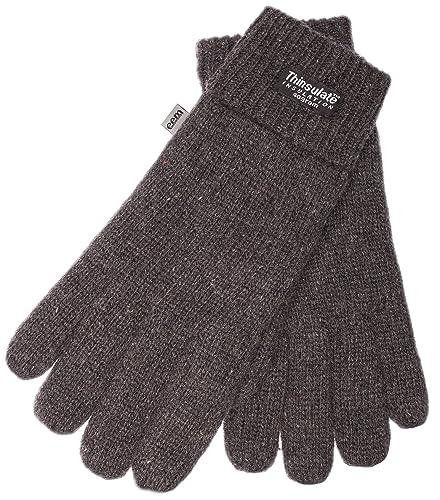 EEM guanti di lavoro a maglia Donna JETTE, Thinsulate imbottitura termica, 100% lana