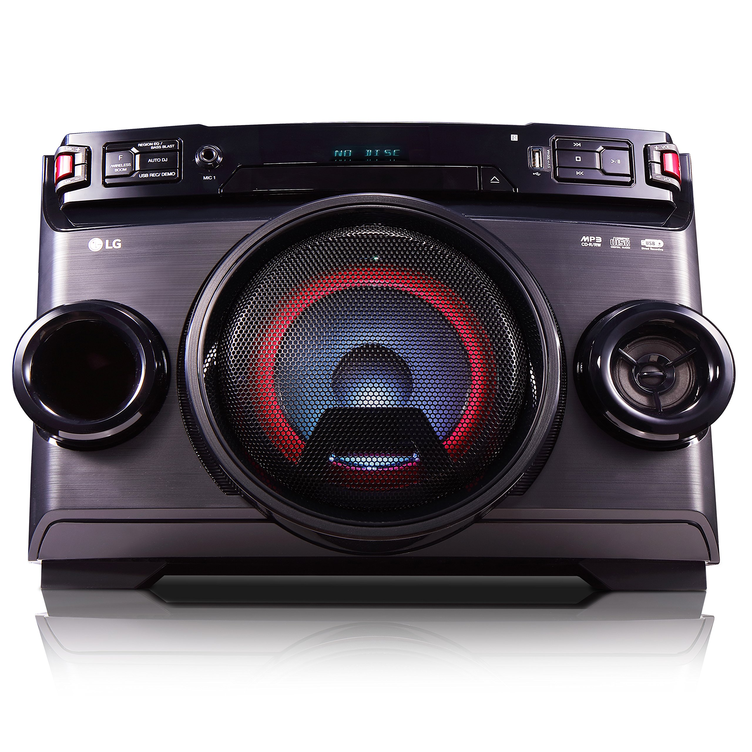 LG Electronics OM4560 220W Hi-Fi Entertainment System (2016 Model)