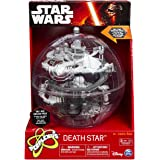 Perplexus Star Wars Death Star 3D Puzzle Ball Brain Teaser Game Sound Light
