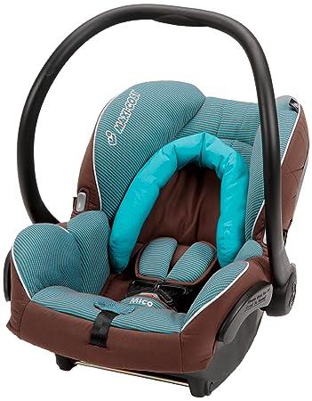Amazon.com: Maxi-Cosi Mico bebé asiento de coche, Choco ...