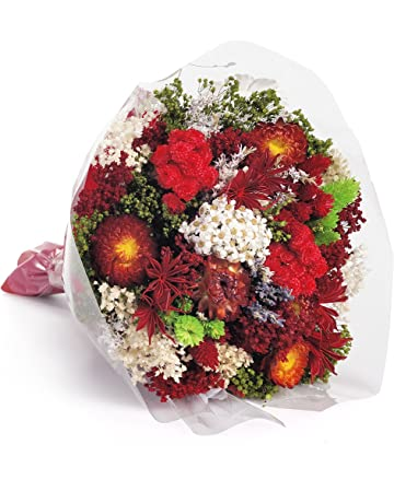 Ramo Fantasy- Sanremo flores secas de la Riviera dei Fiori Italia