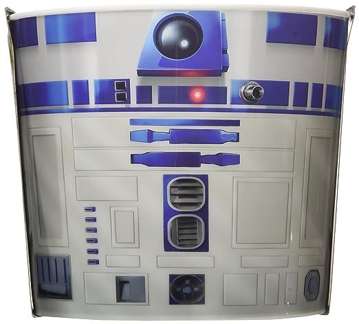Star Wars Home Theater R2-D2 Popcorn Bucket & 1 Bag of Pop Secret Butter Flavored Microwave Popcorn