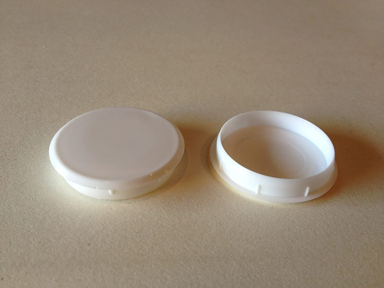 Hinge And Bracket Supplies 35Mm Hinge Hole Cover Caps 10 Pces White Colour  For Kitchen Cabinets: Amazon.co.uk: DIY U0026 Tools