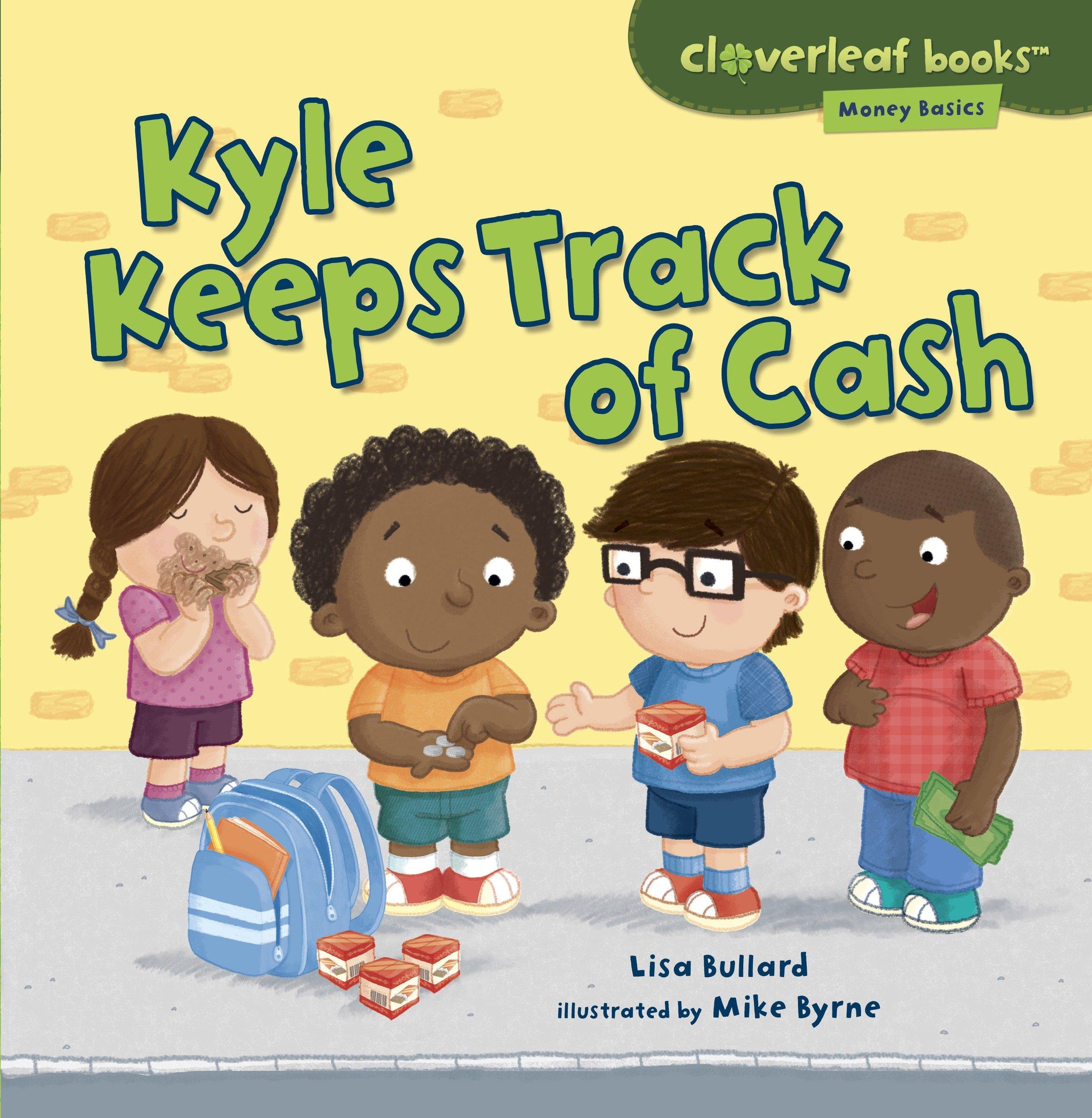 Image result for kyle keeps track of cash