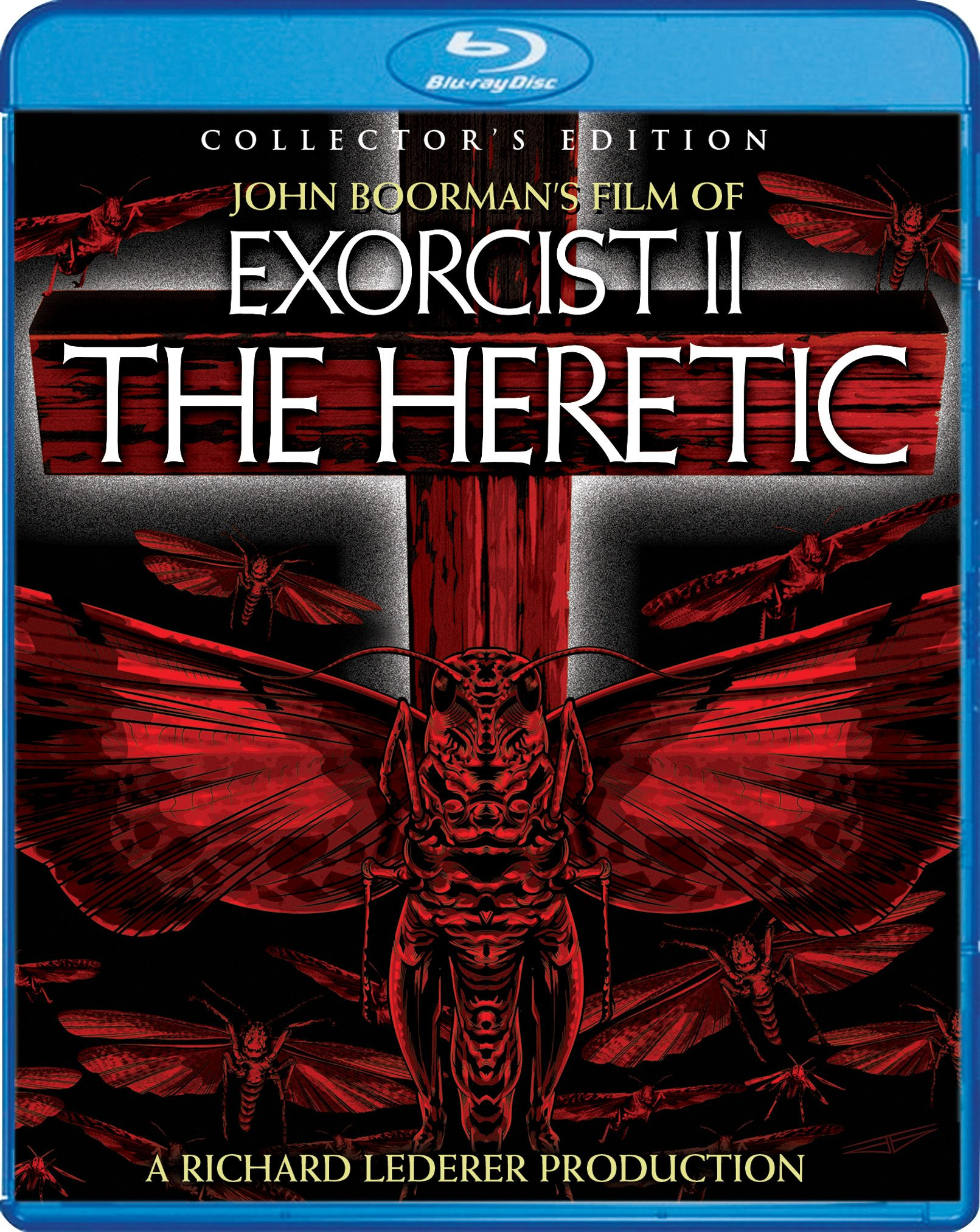 Blu-ray : Exorcist Ii: The Heretic (Collector's Edition, Widescreen, 2 Pack)