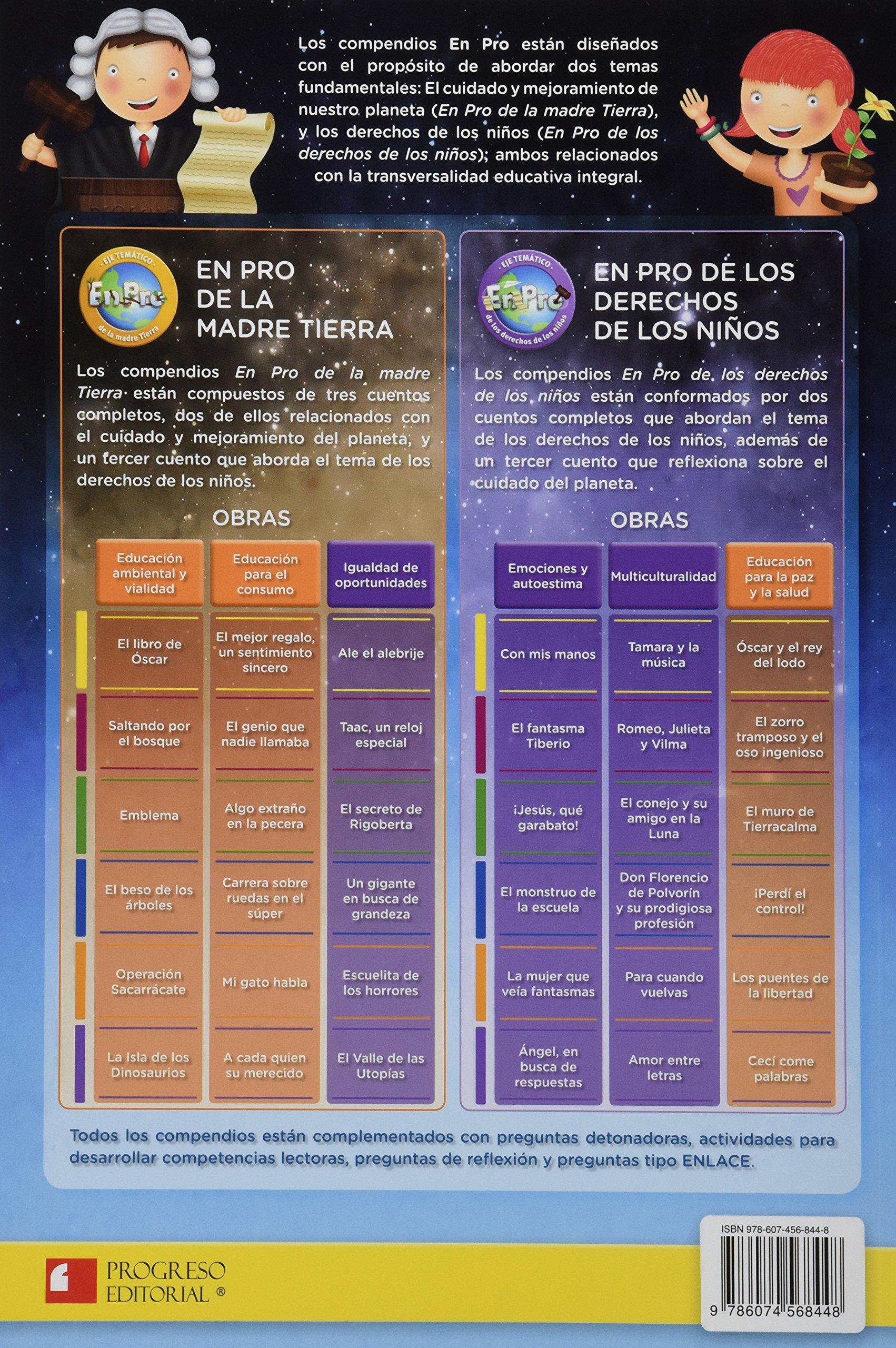 EN PRO DE LA MADRE TIERRA SERIE AMARILLA: JOSUE DANTE VELAZQUEZ: 9786074568448: Amazon.com: Books