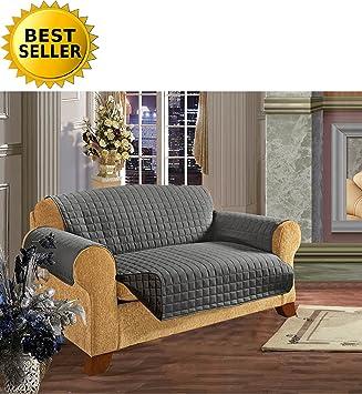 Amazon Com Reversible Furniture Protector Elegant Comfort Luxury