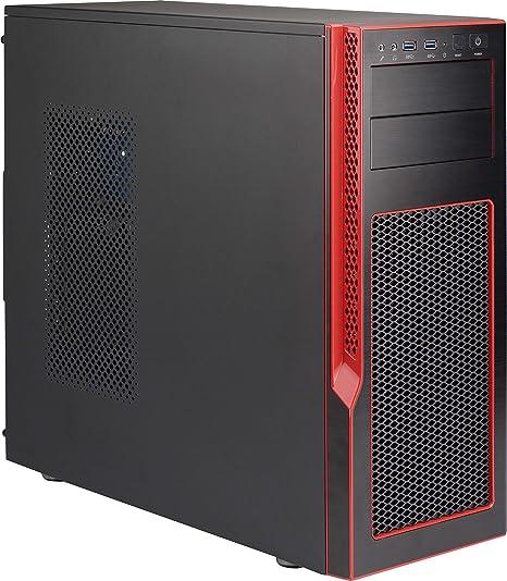 CSE-733I-500B Black Supermicro 500 Watt Mid Tower Super Chassis