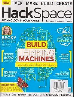 Hackspace Magazine December 2017 Issue 1
