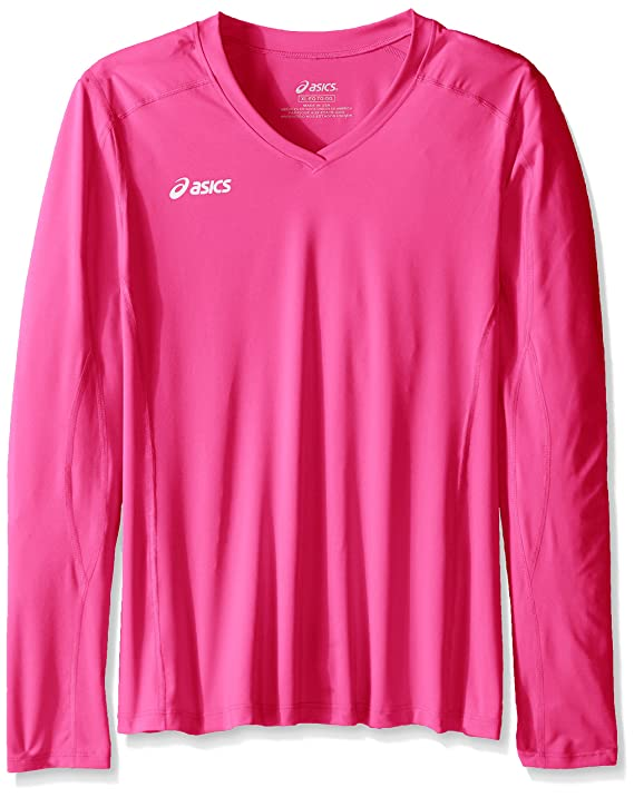 62789749879 Amazon.com : ASICS Junior Roll Shot Jersey Exercise & Fitness Top : Clothing
