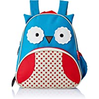Skip Hop Zoo Pack Little Kids Backpack, Owl