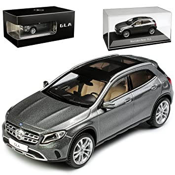 975a1b8825 Spark Mercedes-Benz GLA X156 Mountain Grau SUV Ab 2013 Ab Modellpflege 2017  1/