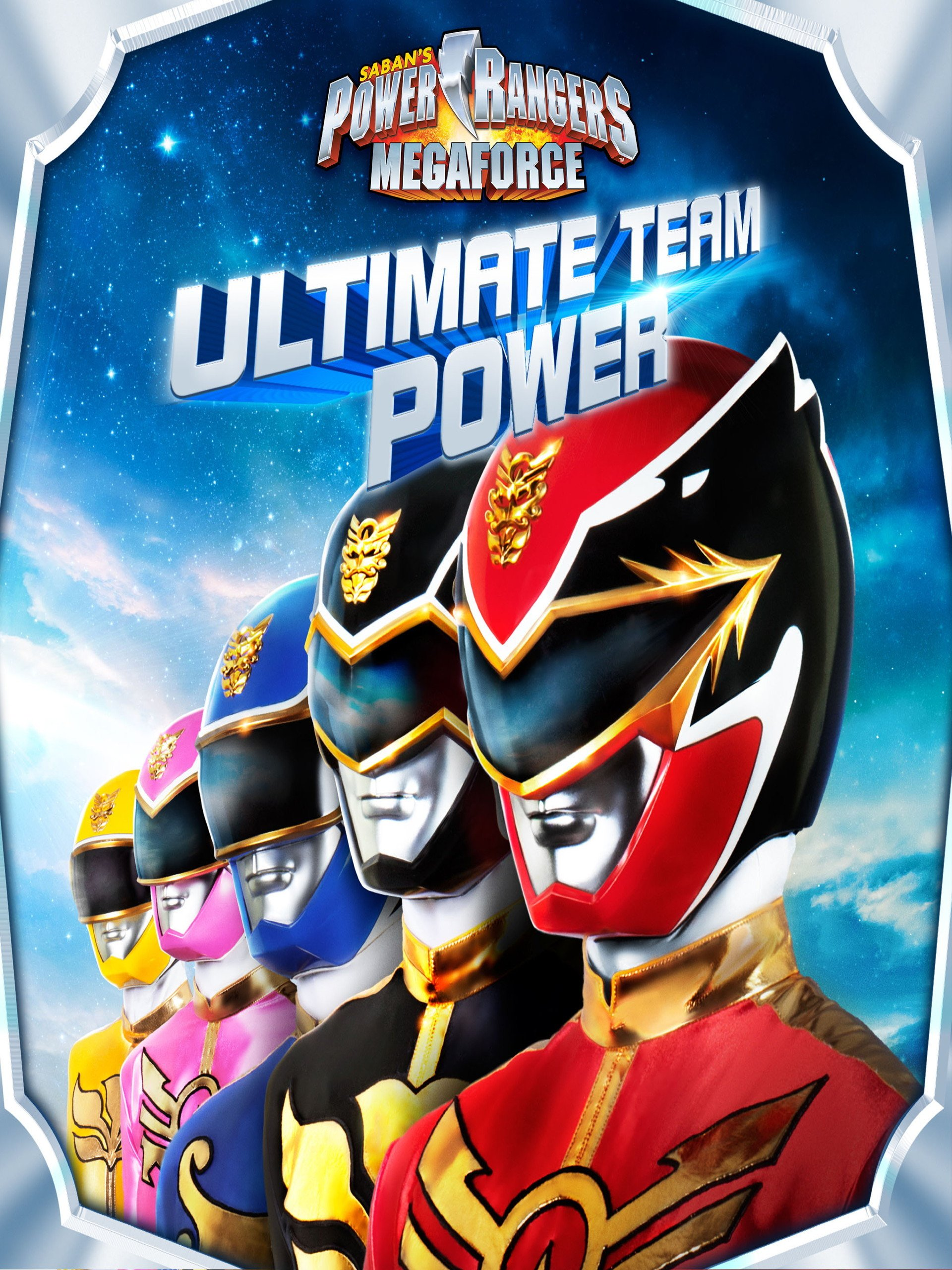 Amazon.com: Power Rangers Megaforce: Ultimate Team Power: Andrew Gray, John Mark Loudermilk, Ciara Hanna, Azim Rizk: Amazon Digital Services LLC