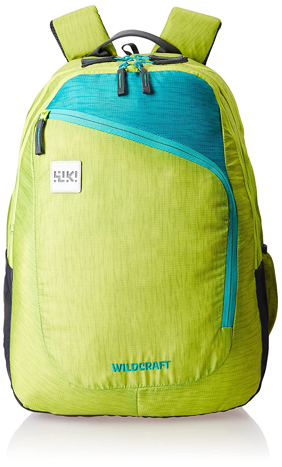 3168f42d53e5 Wildcraft Polyester 46 Ltrs Green School Backpack (Wiki 8 Hue 8)   Amazon.in  Bags