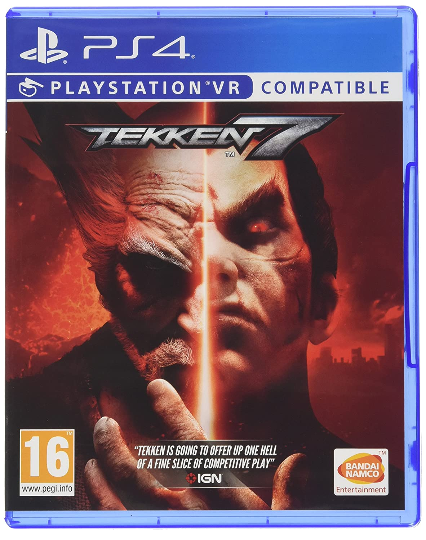 Tekken 7 (PS4): Amazon co uk: PC & Video Games
