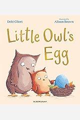 Little Owl's Egg Kindle Edition